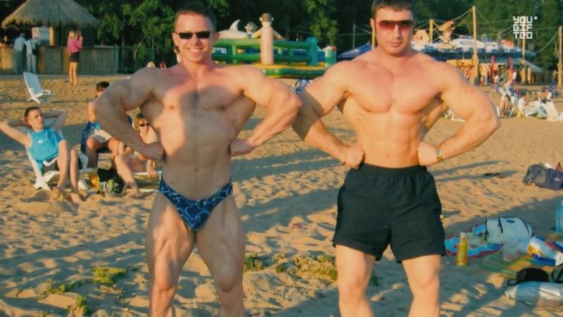 Веса или техника YOUGIFTED, Ю. Спасокукоцкий и Д. Борисов. - YouTube