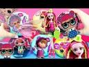 Мультики для девочек TEACHERS PET AND FRESH VELINE КУКЛА ЛОЛ 💗💗💗 Про Барби игрушки детей 3 года