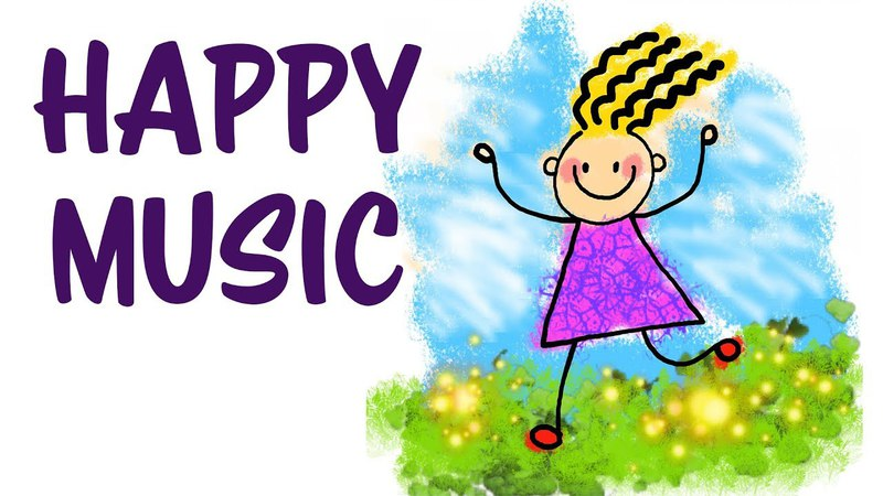 MORNING MUSIC for Classroom - PLAYGROUND Happy Music for Kids - Happy GUITAR SONGS