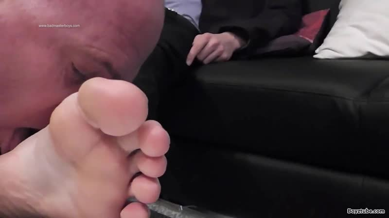 ALWAYS AT YOUR SERVICE feet trampling domination