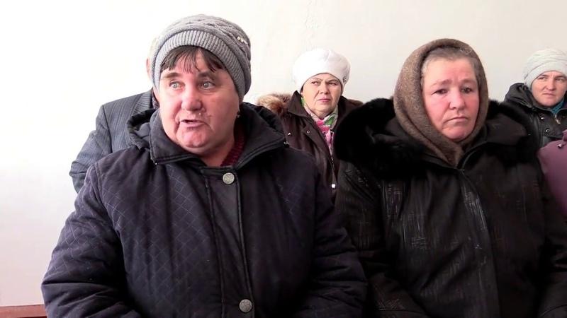 Объезд территории в Тяжинском районе – Новоподзорновское сельское поселение