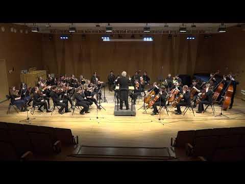Йозеф Мартин Краус симфония c-moll В. Стачинский