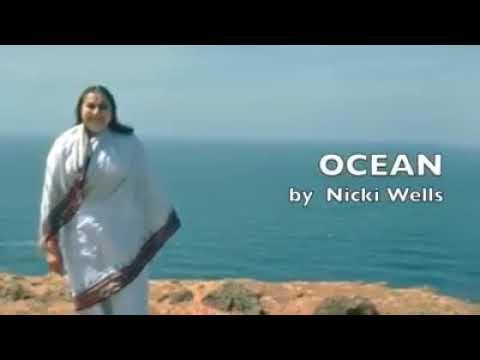 Sahaja Yoga - Ocean by Nicki wells
