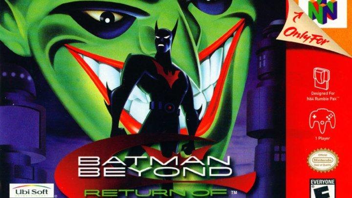 Бэтмен будущего Возвращение Джокера - США 2000 г