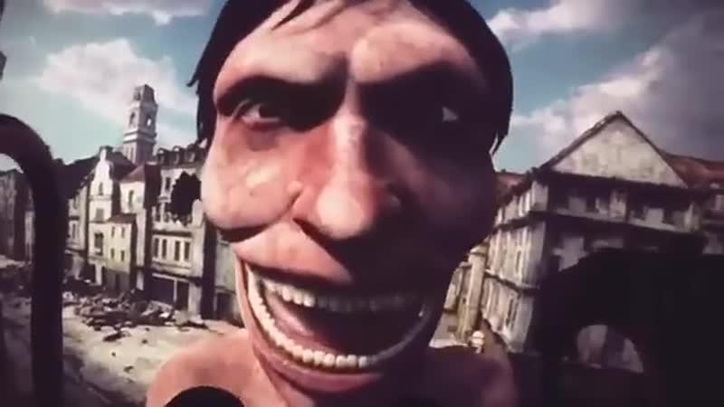 симулятор атака титанов