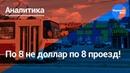 Аналитика повышение цен на транспорт в Киеве