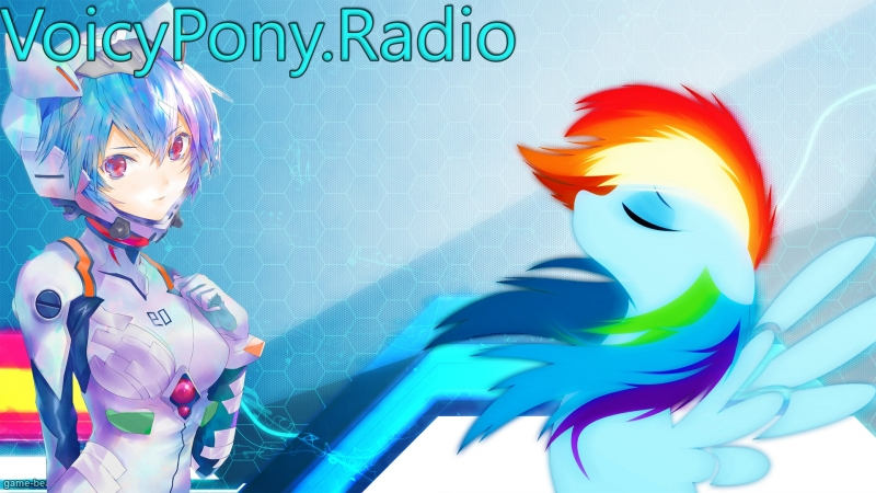 VoicyPony.Radio | All Fandoms in one Place