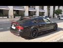Quattro is Audi Power! Launch Control compilation!