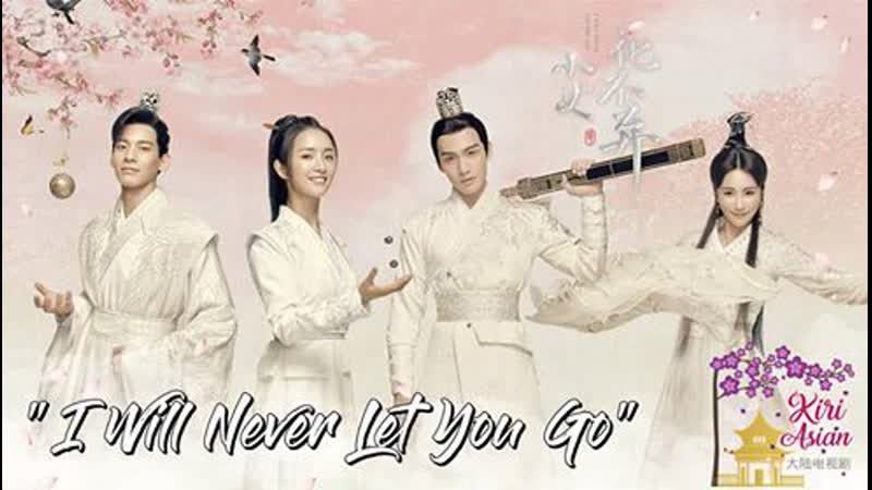 I WILL NEVER LET YOU GO 11
