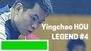 Hou YINGCHAO - Legend of Table Tennis 4