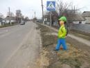 В Тетієві встановлено новітню систему безпеки пішохідного переходу