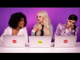 'Descendants 2' Stars Find Out Which Disney Princess They Are.mp4