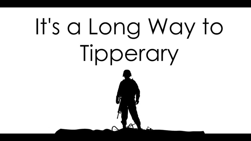 It's a Long Way to Tipperary - Lyrics