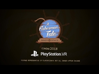 A Fishermans Tale - Announce Trailer _ PS VR
