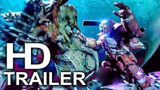 BEYOND WHITE SPACE Trailer 1 NEW (2018) Giant Monsters In Space Sci-Fi Movie HD