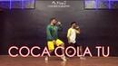 Coca Cola Tu | Kiran J | Dance People Studios