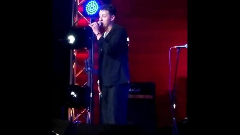 Я на концерте у Стаса Ярушина