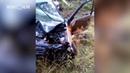 Страшная авария под Зеленодольском двое мужчин погибли
