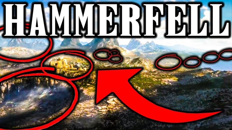 Elder Scrolls VI: Hammerfell Confirmations - All Evidence Explanation