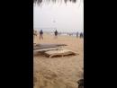 Волейбол в на пляже Колва. Гоа