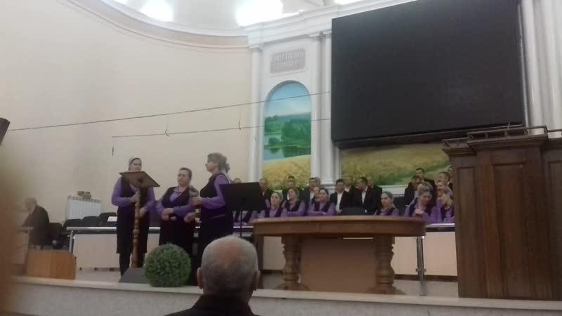 Ольшаны Христианская Церковь Христиан Веры Евангельской Утреннее служение 16 12 2018