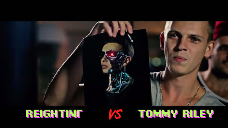Arena Battle Rap REIGTINГ vs Tommy Riley S1E5