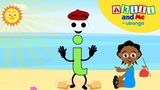 Meet Letter I! Akili and Me African Preschool Cartoons