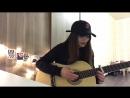 ТАНЦУЙ СО МНОЙ В ТЕМНОТЕ Night Music Band Cover by ELLA EVANS