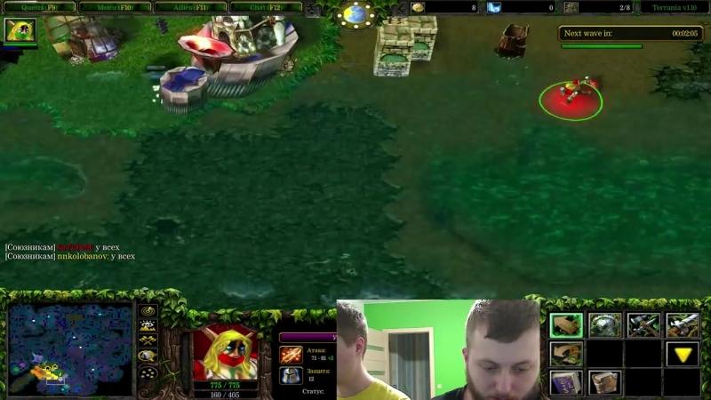 [2kxaoc] Выживаем в диком мире Warcraft 3