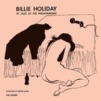 Billie Holiday альбом Jazz At The Philharmonic