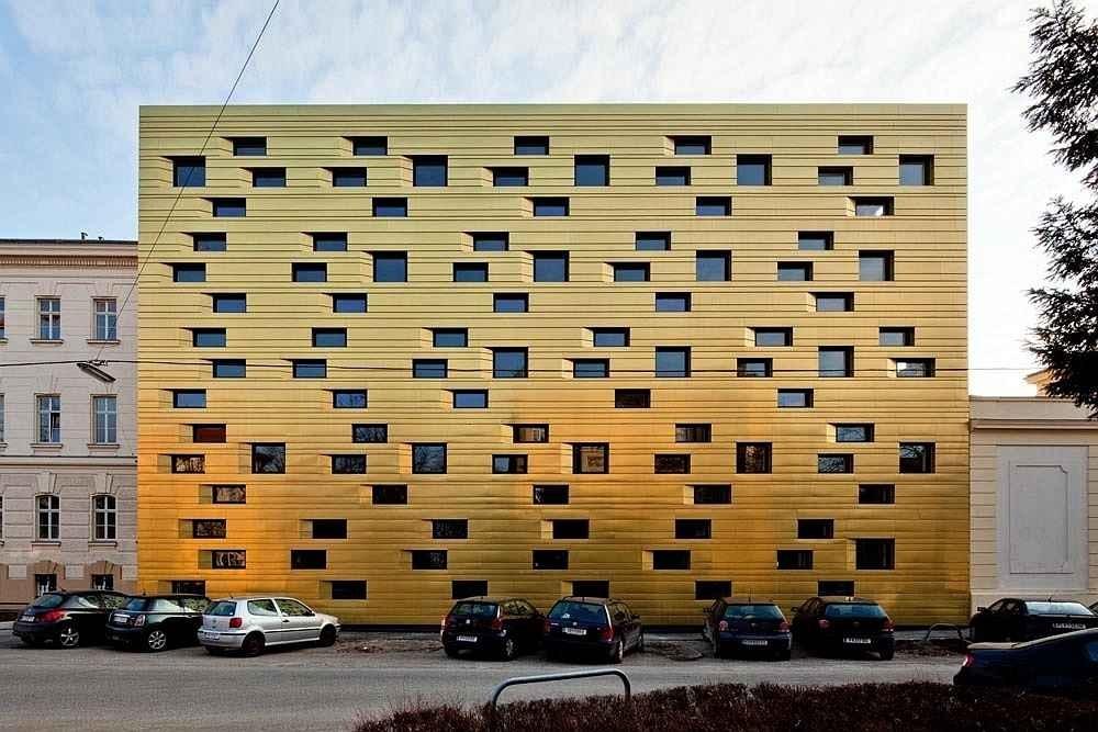 Обновленное здание суда в Нижней Австрии