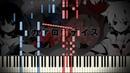 Synthesia Vocaloid - Heat Haze Days / カゲロウデイズ Kagerou Project Marasys Version Piano Tutorial