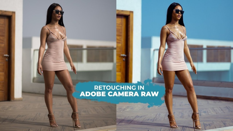Full Retouch only in Adobe Camera Raw