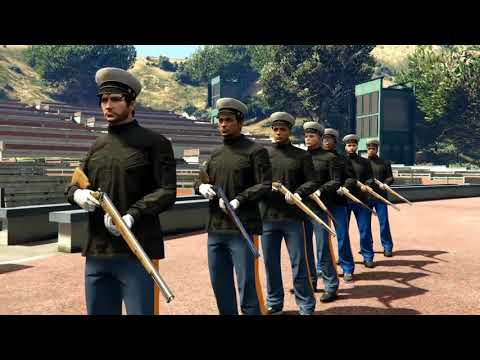 GTA5 Military Recruitment Video | Sentinel marines ( Xbox one only)