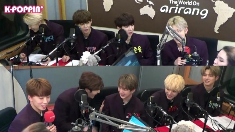[K-Poppin] 느와르 (NOIR)s Full Interview on Arirang Radio! (Part2)