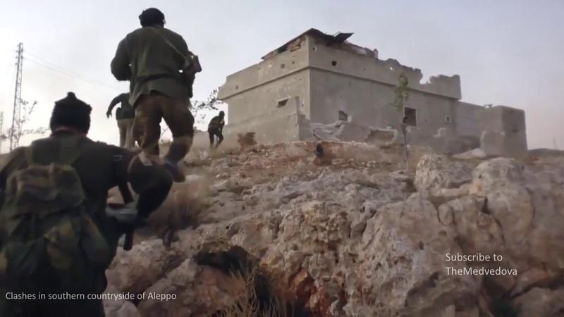 Бои в Сирии War in Syria Latest News and Combat Footage