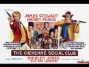The Cheyenne Social Club (1970)  James Stewart, Henry Fonda, Shirley Jones