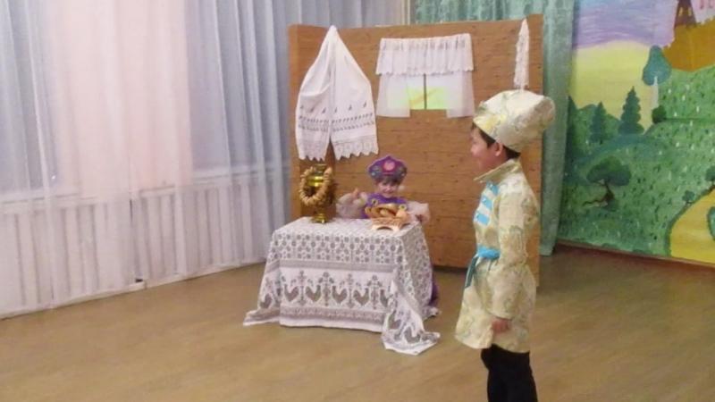 MVI_7856Мюзикл Царевна-лягушка в БДОУ г. Омска Детский сад №1
