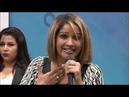 Babado entre cantoras de brega ao vivo Michelle Melo x Elisa Mel