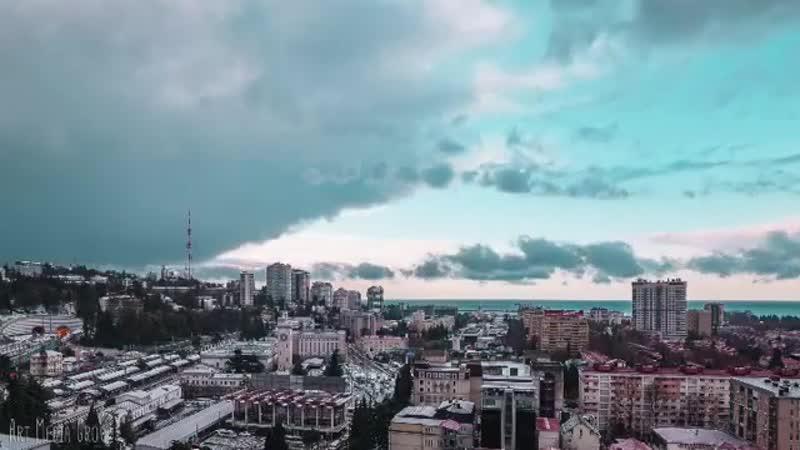Погода в Сочи за 10 сек