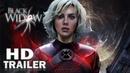 Black Widow - Teaser Trailer 1 2019 Scarlett Johansson Solo Movie HD Marvel Comics Fan Edit