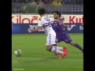 Mo Salah throwback