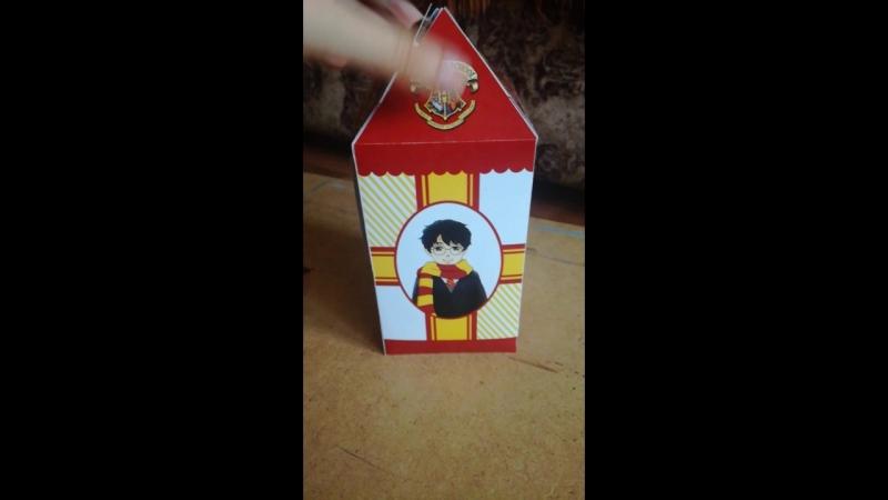 Harry Potter коробочка