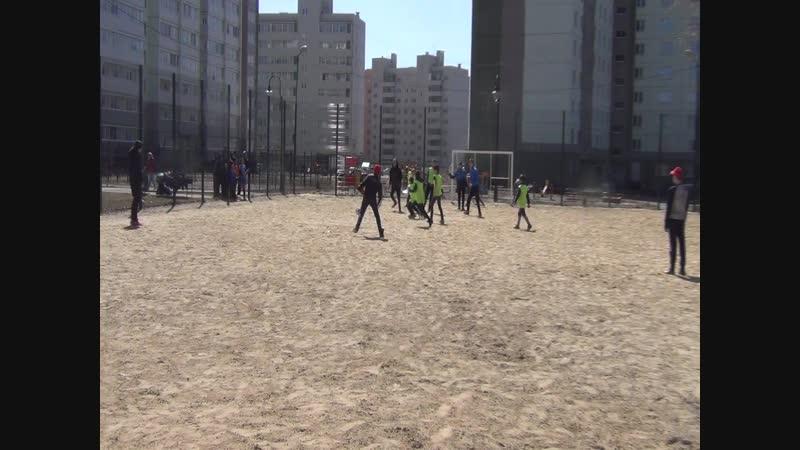 Фрагмент турнира по мини футболу. Май 2018_6