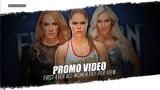 SB_Group PROMO VIDEO WWE Evolution 2018 - First-ever All-Women's PPV EddySpeeding