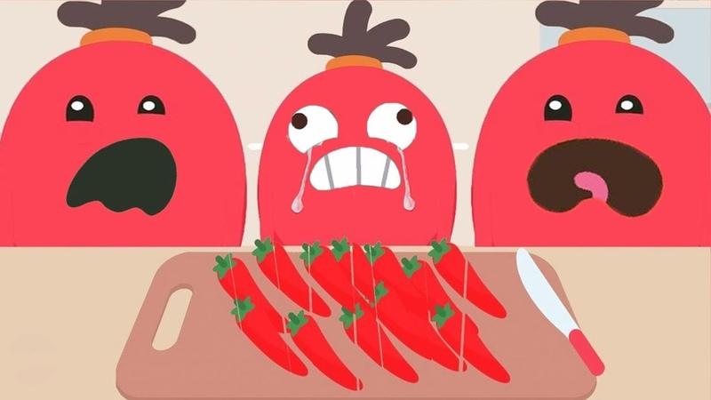Play Fun Kitchen Cooking Kids Games Kids Games Learn Videos Dumb Ways JR Boffo's Breakfast