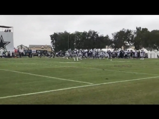 Cooper Rush to Rico Gathers #CowboysCamp Day 3