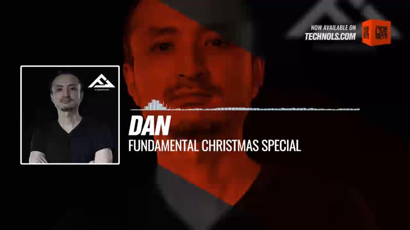 Dan - Fundamental Christmas Special Periscope Techno music