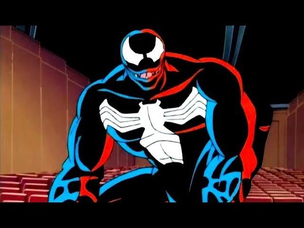 Зря ты вмешался железный лоб. Человек-паук (1994)