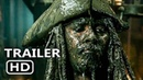 PIRATES OF THE CARIBBEAN 5 Trailer Super Bowl Spot (2017) Dead Men Tell No Tales, Disney Movie HD